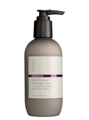 Trilogy Age-Proof Active Enzyme Cleansing Cream (200 ml)